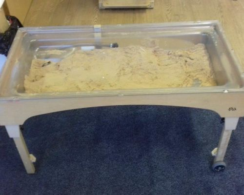 Sand Tray Safety Mat