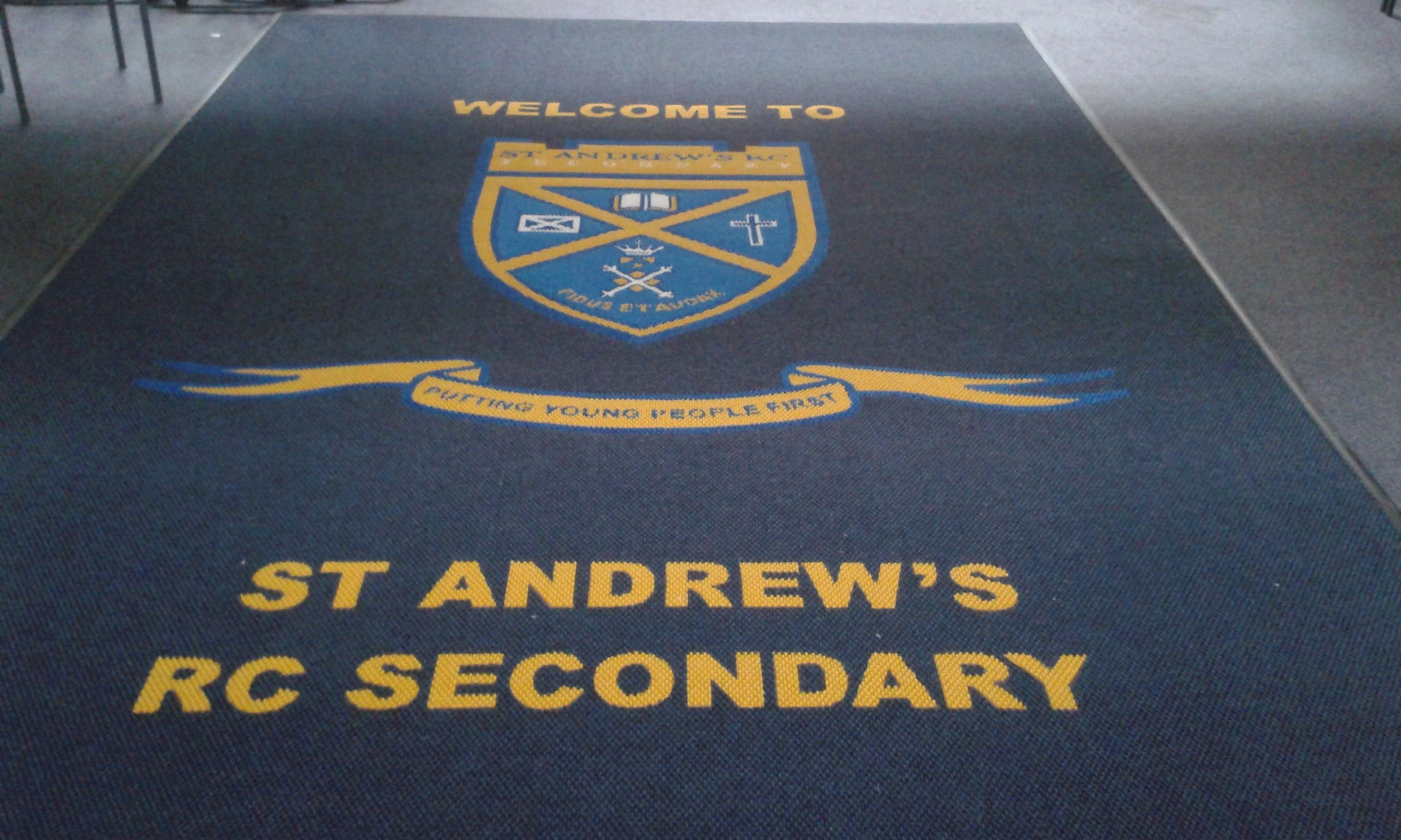 St Andrew's RC Secondary